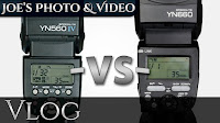 Yongnuo YN660 vs. YN560 IV - Flash Power Comparison