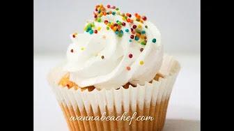 Eggless Vanilla Cupcake-Eggless Cupcakes (no butter no curd no Condensed Milk cake)