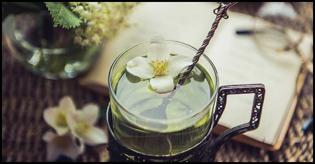 Jasmine Tea May Help Protect The Heart And Boost The Immune System