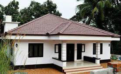 bentuk rumah sederhana di jawa timur