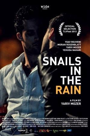 Snails in the rain, film