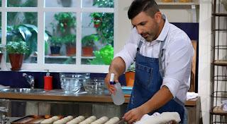 La panadería de Juan Manuel Herrera vuelve a El Gourmet