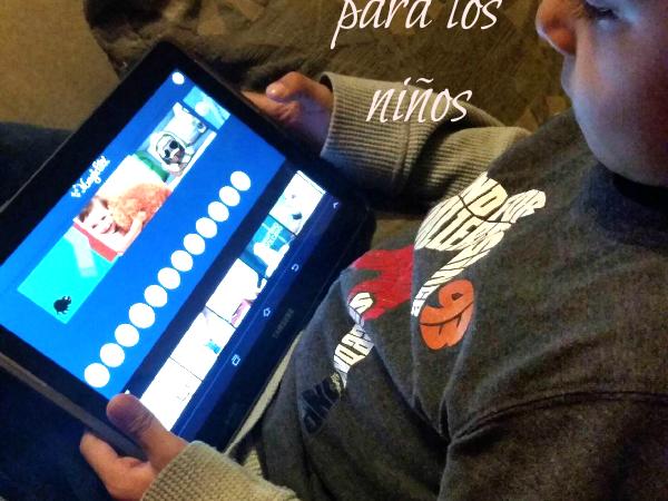 #Magicflix una aplicación para niños creada por mamás #Ad