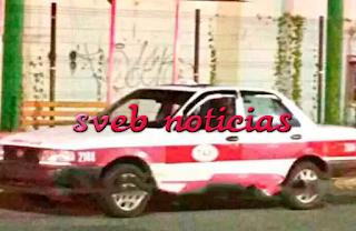 Identifican a taxista asesinado el Miercoles en Minatitlan Veracruz