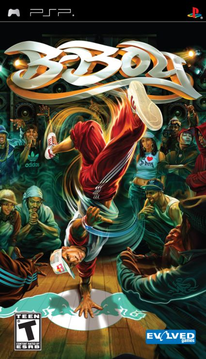 B-Boy - PSP - ISO Download