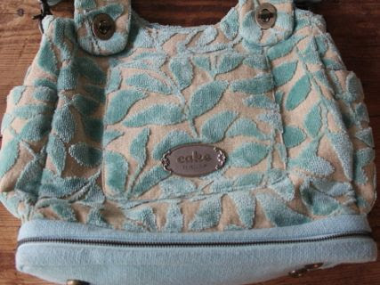 pop-up sale: petunia pickle bottom cake society diaper bag {sold}