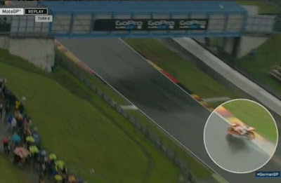 Marquez Kecelakaan di Sesi Pemanasan GP Jerman