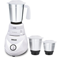 Inalsa Cosmo Mixer Grinder 550 Watt worth Rs.3995 for Rs.1395 @ Snapdeal (2 Yrs Warranty)