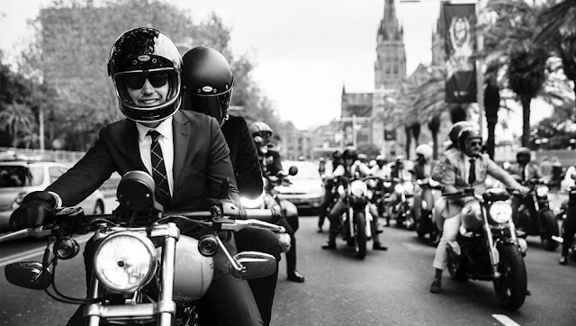Zenith and the Distinguished Gentleman's Ride in support of men's health