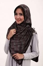 Model Jilbab Robbani Modern Untuk Kerja Terbaru