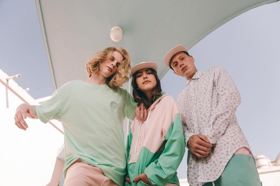 Verde Pastel Moda Masculina 2018 Look