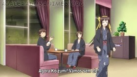 Nagato Yuki-chan no Shoushitsu 08 assistir online legendado
