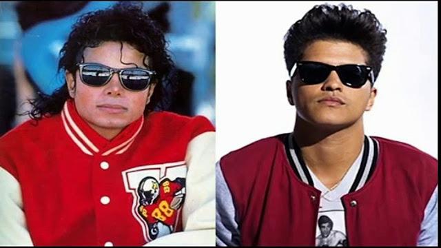 Bomba!! Resultados do DNA confirmam que Michael Jackson é o pai biológico de Bruno Mars