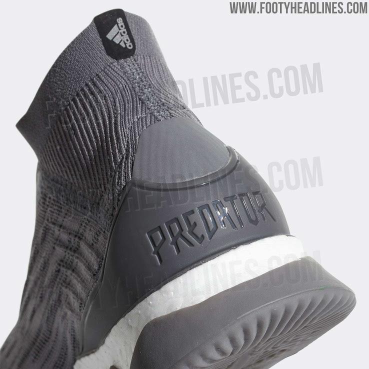 91915e519e0 Adidas Paul Pogba Predator 18+ Trainer Leaked - Footy Headlines