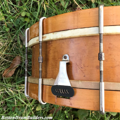 Charles A. Stromberg Snare Butt