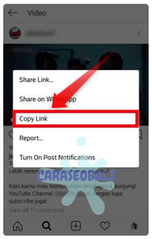 cara download video di ig tanpa aplikasi