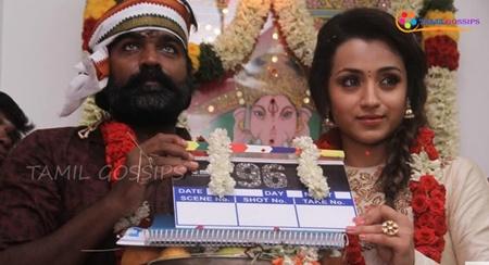 Trisha's Advises to Vijay Sethupathi!