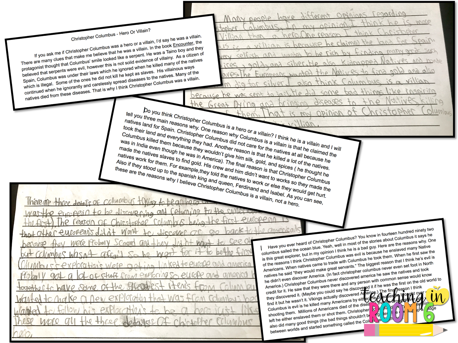 bias christopher columbus Letter from christopher columbus  tell the students that they will be further exploring what christopher columbus was writing about in the second selection from .