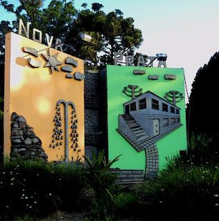 Painel de Basalto de Nova Prata, RS