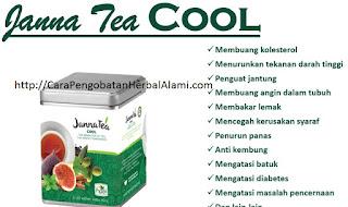 Jual Janna Tea (Cool & Hot) HPAI Minuman Herbal Untuk Kesehatan & Kebugaran Tubuh
