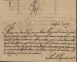 A primeira declaração internacional sobre a abolição do tráfico de escravos