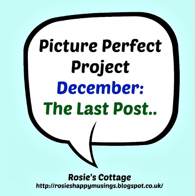 The Picture Perfect Project December The Last Post