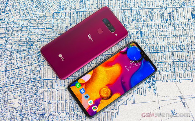 LG V40 ThinQ, review | electro4reviews
