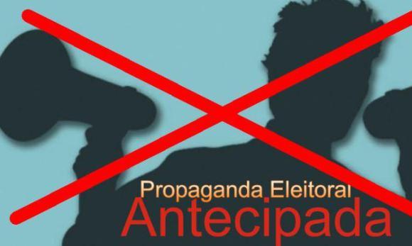 Promotores miram propaganda antecipada