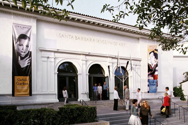 Santa Bárbara Museum of Art em Santa Bárbara