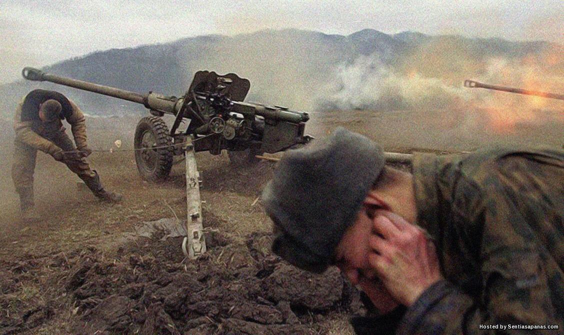 Sejarah perang chechnya