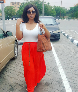 Mercy Aigbe Gentry, style personified