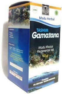 JUAL TASNIM GAMATANA  | MADU KHUSUS REGENERASI SEL | HUB. FARIKHIN 0856.4229.2014