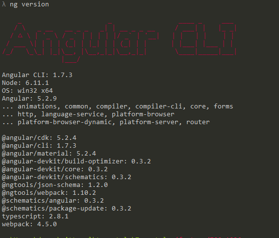 冯虚的BLOG: A Strange angular prod build issue