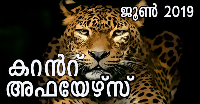 Download Free Malayalam Current Affairs PDF Jun 2019