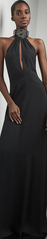 Ralph Lauren Francine Halter Gown
