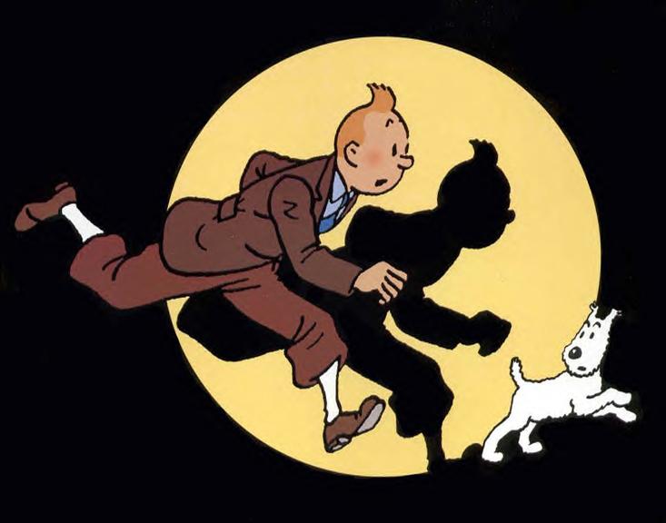 Tintin Comics Epub