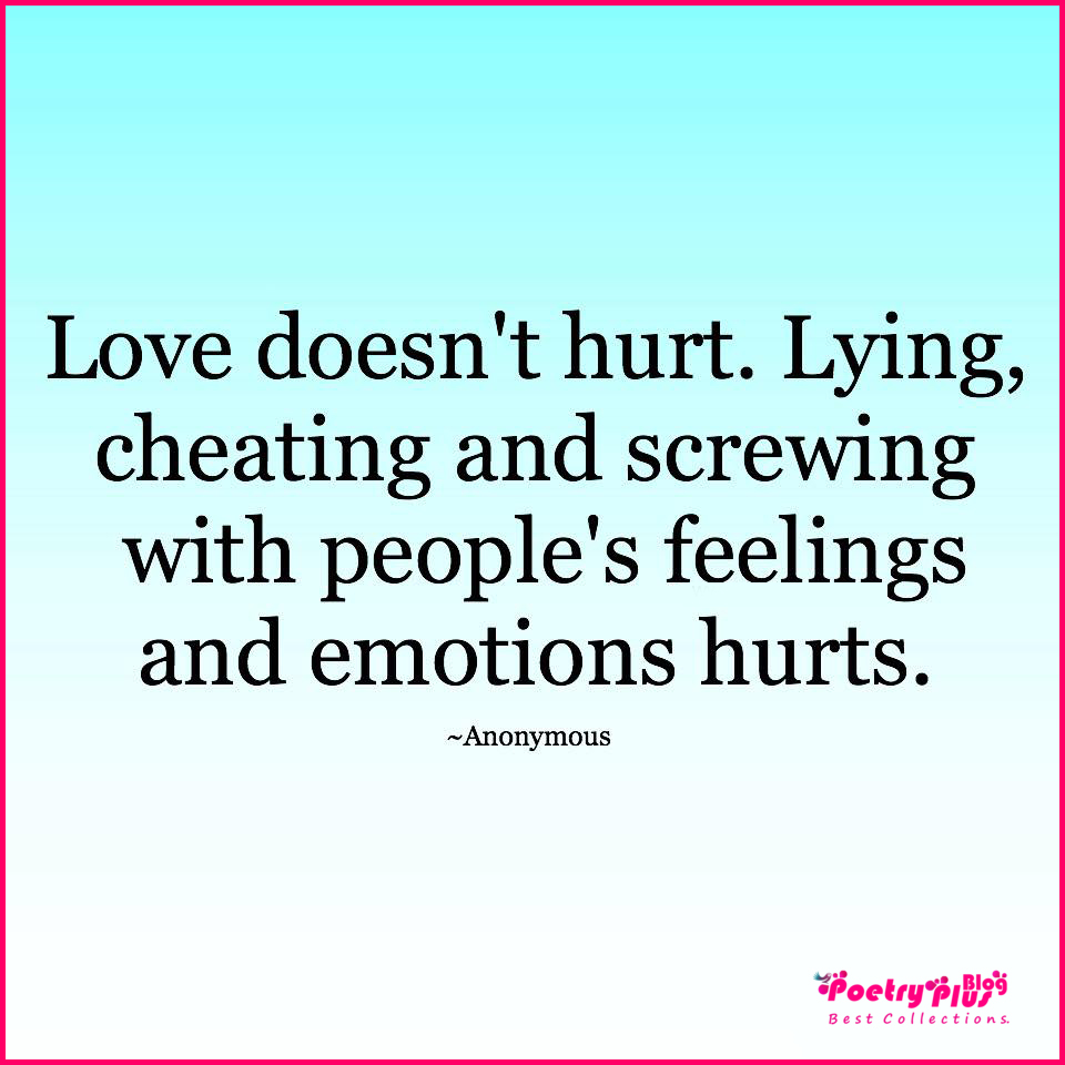 Hurt Feelings Quotes Quotes With Pics.