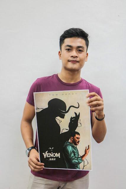 Jeuz Sumangil davao venom competition