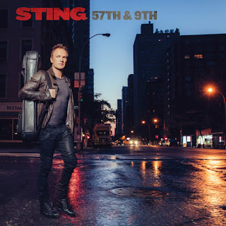 Sting - 57th & 9th (2016) - Album Download, Itunes Cover, Official Cover, Album CD Cover Art, Tracklist