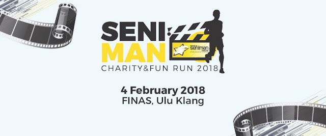 Seniman Charity Fun Run 2018