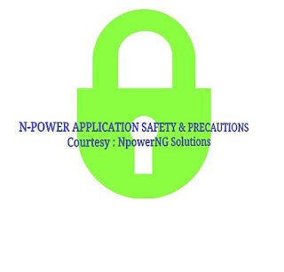 2017 N-Power Recruitment process