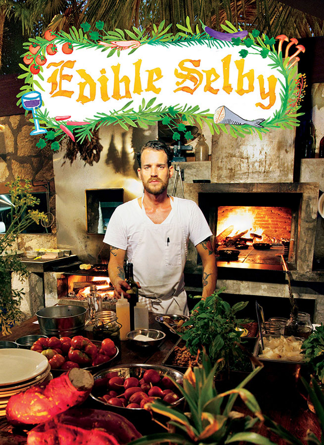 The Edible Selby : A Smorgasbord of Images