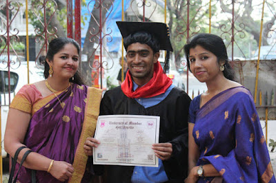Bucket List - #83 Get a College Degree (or Become a Graduate) - Ronak Sawant