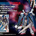 MG 1/100 Crossbone Gundam X-1 Full Cloth [Extra Finish Ver.] - Release Info