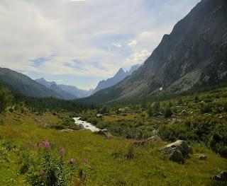 Tour del Mont Blanc