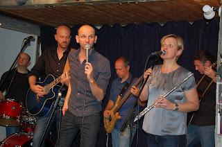 Fisherman's Fall live bei Kultur im Stall in Freistett