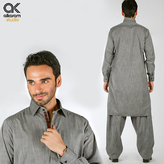 Alkaram Yarn Dyed Cambric Collection-14 for Mens