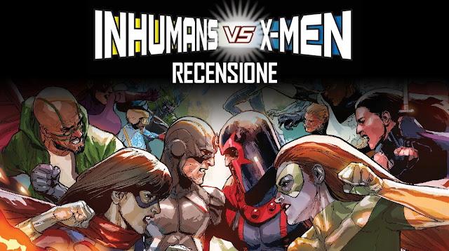 inhumans vs xmen