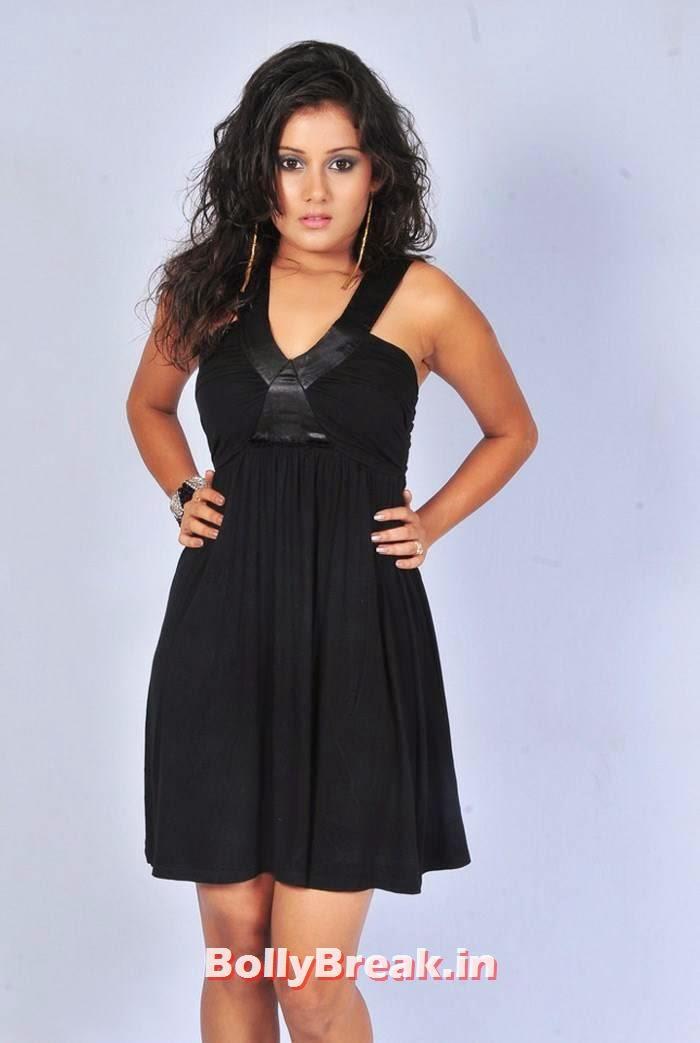 , Archana Gupta Hot Pics Without Sleeves Dress