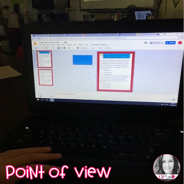 Point of View Digital Escape Room